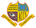 Artistry, Integrity, Excellence - A.C.C.S. Badge