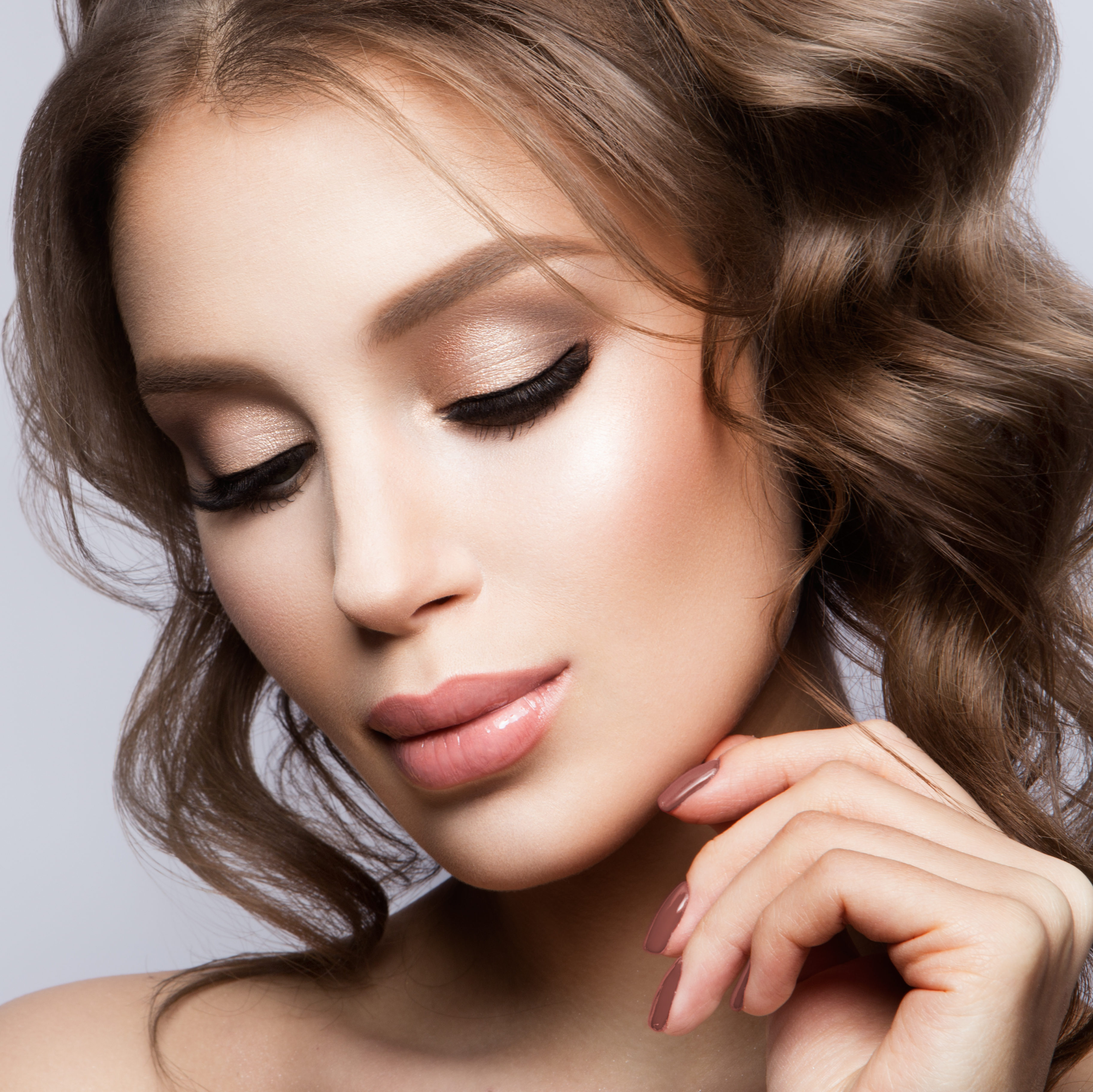 Online Cosmetic Surgery Consultation - Blog Featured Image | Beauty Woman face Portrait. Beautiful model Girl with Perfect Fresh Clean Skin | Source: https://elements.envato.com/beauty-woman-face-portrait-beautiful-model-girl-wi-P3RSHPJ