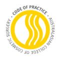Code of Practice Logo | Brisbane Cosmetic Clinic